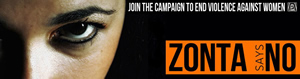 Zonta says no campaign