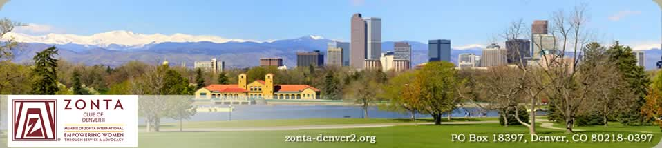 Zonta Club of Denver II
