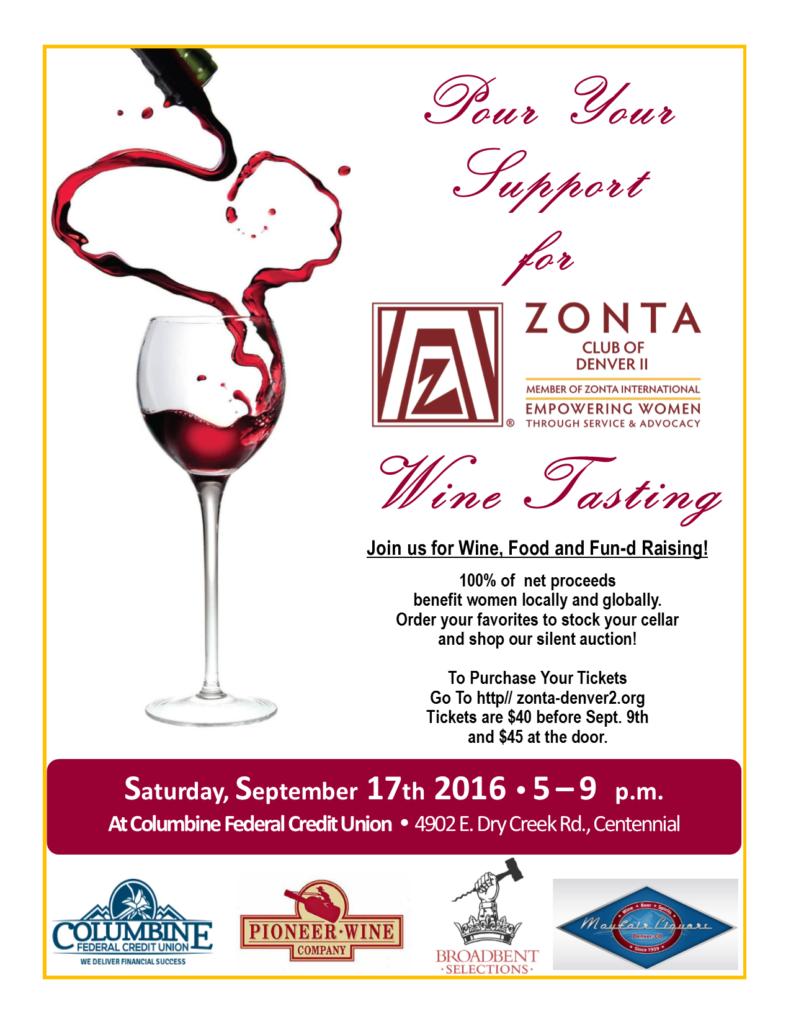 Zonta Wine Tasting 2